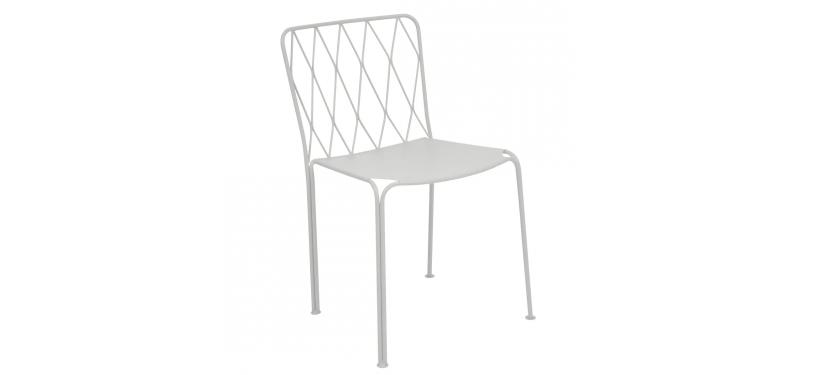 Fermob Kintbury Chair · Steel Grey