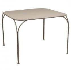 Fermob Kintbury Table · Nutmeg