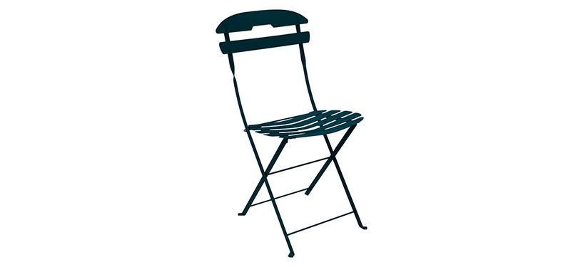 Fermob La Môme Chair · Acapulco Blue