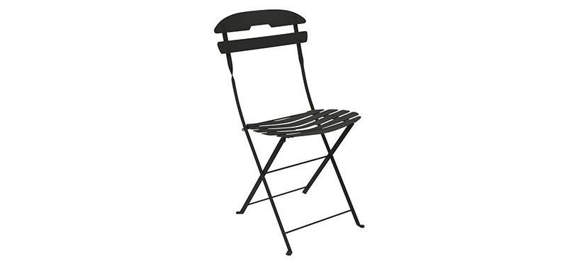 Fermob La Môme Chair · Liquorice