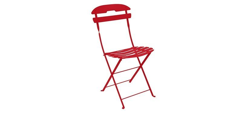 Fermob La Môme Chair · Poppy