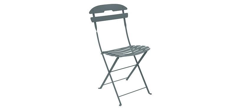 Fermob La Môme Chair · Storm Grey