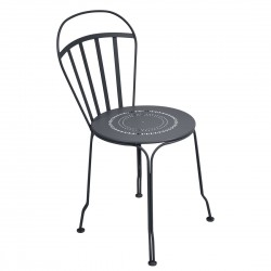 Fermob Louvre Chair · Anthracite