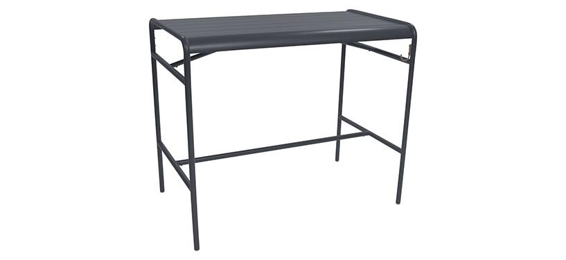 Fermob Luxembourg High Table · Anthracite