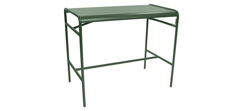 Fermob Luxembourg High Table · Cactus