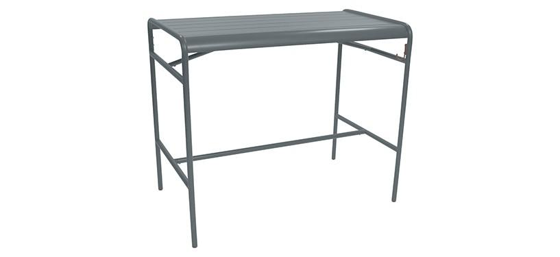 Fermob Luxembourg High Table · Storm Grey