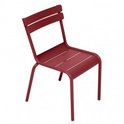 Fermob Luxembourg Kid Chair · Chili