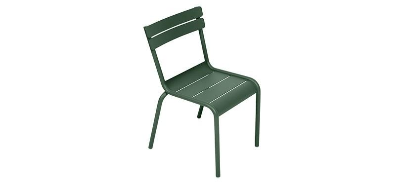 Fermob Luxembourg Kid Chair · Cedar Green