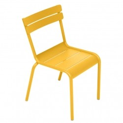 Fermob Luxembourg Kid Chair · Honey