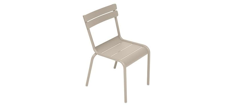 Fermob Luxembourg Kid Chair · Nutmeg