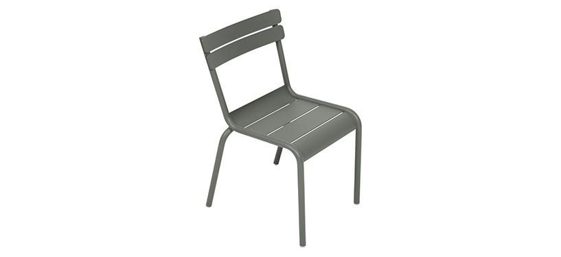 Fermob Luxembourg Kid Chair · Rosemary