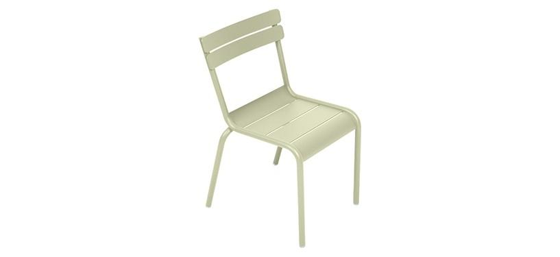 Fermob Luxembourg Kid Chair · Willow Green