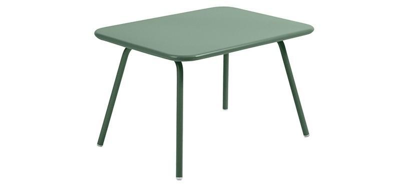 Fermob Luxembourg Kid Table · Cedar Green