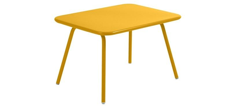 Fermob Luxembourg Kid Table · Honey