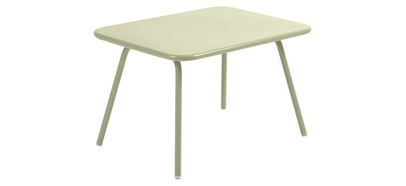 Fermob Luxembourg Kid Table · Willow Green