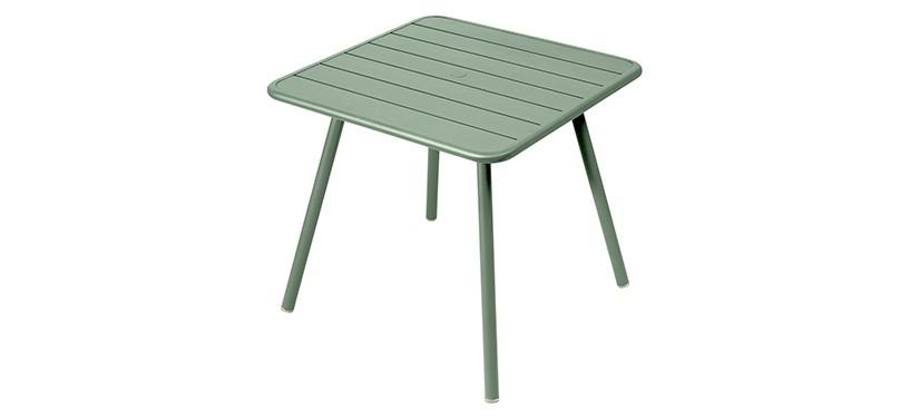 Fermob Luxembourg Table · 80 x 80 · Cactus