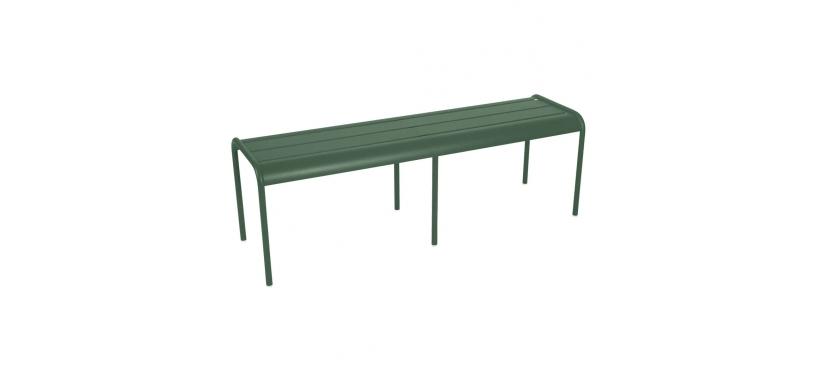 Fermob Monceau XL bench · Cedar Green