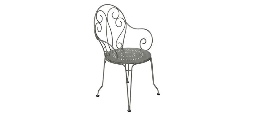 Fermob Montmartre Armchair · Rosemary