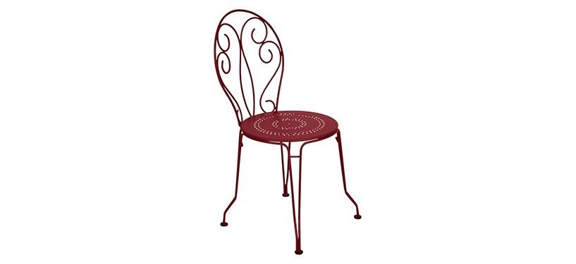 Fermob Montmartre Chair · Chili