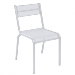 Fermob Oléron Chair · Cotton White
