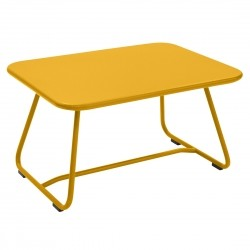 Fermob Sixties Low Table · Honey