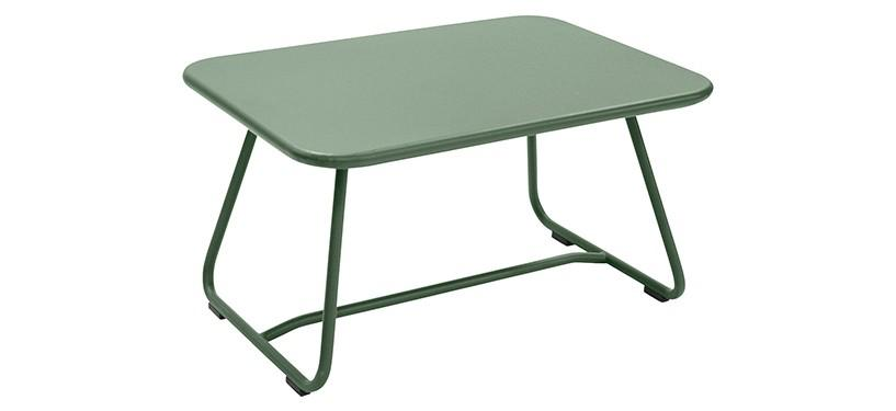 Fermob Sixties Low Table · Cactus