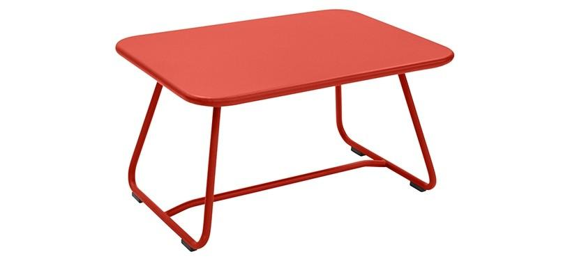 Fermob Sixties Low Table · Capucine
