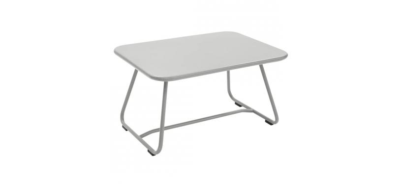 Fermob Sixties Low Table · Steel Grey