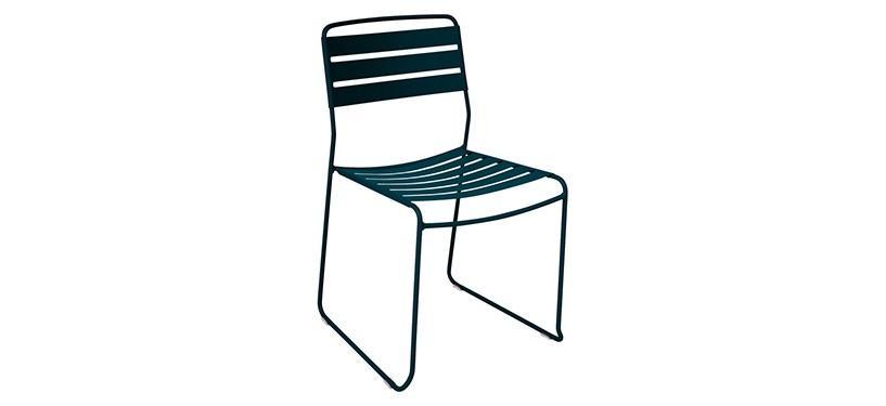 Fermob Surprising Chair · Acapulco Blue