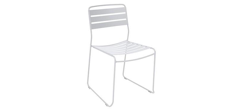 Fermob Surprising Chair · Cotton White