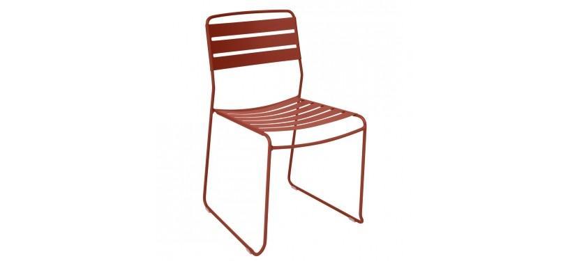 Fermob Surprising Chair · Red Ochre
