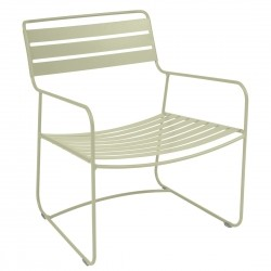 Fermob Surprising Low Armchair · Willow Green