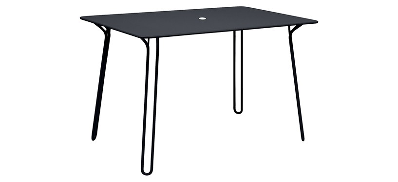 Fermob Surprising Table · Anthracite