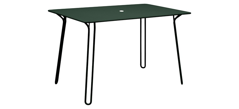 Fermob Surprising Table · Cedar Green