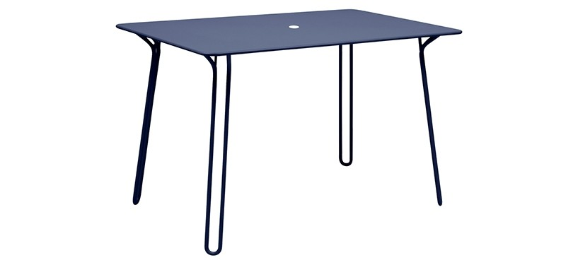 Fermob Surprising Table · Deep Blue