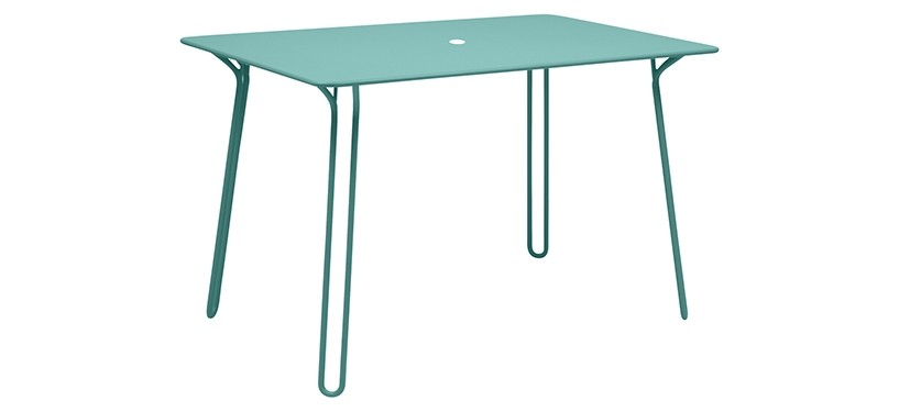 Fermob Surprising Table · Lagoon Blue