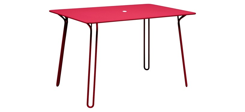 Fermob Surprising Table · Pink Praline