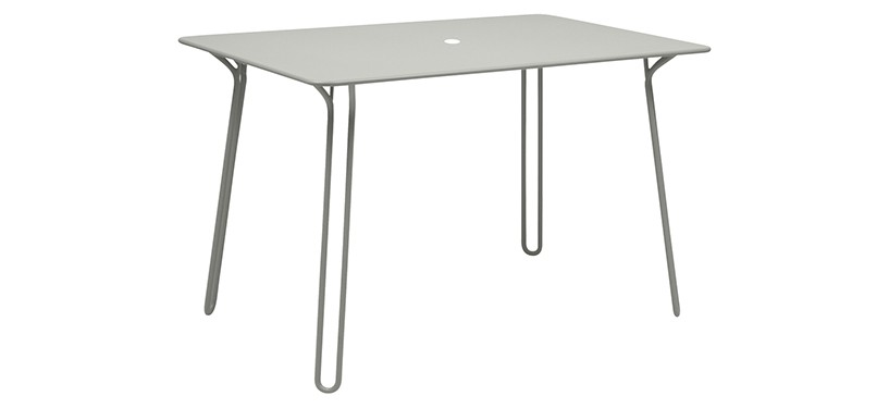 Fermob Surprising Table · Steel Grey