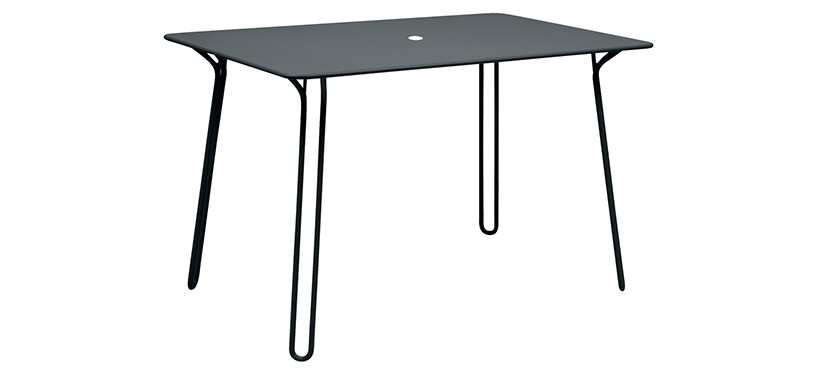 Fermob Surprising Table · Storm Grey