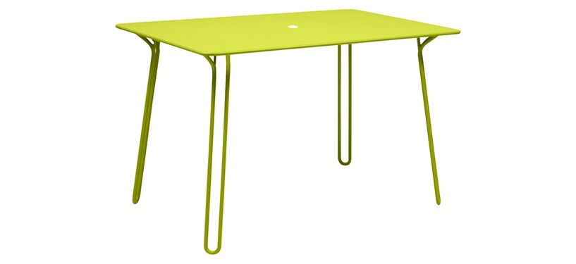 Fermob Surprising Table · Verbena