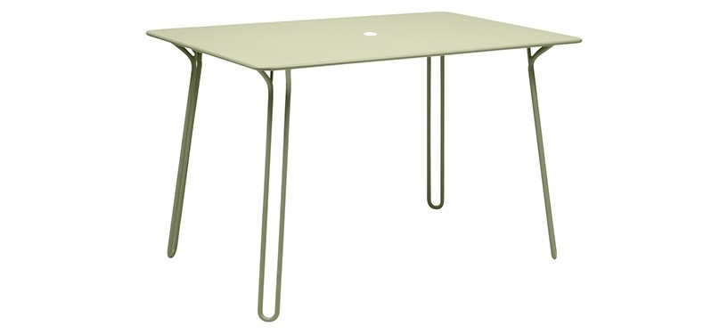 Fermob Surprising Table · Willow Green
