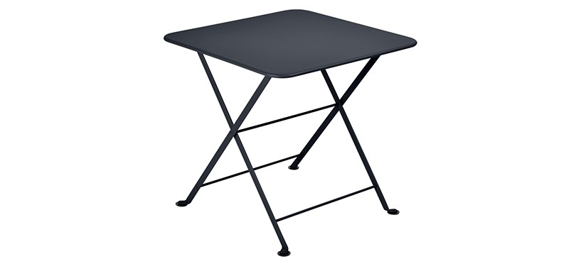 Fermob Tom Pouce Low Table · 50 x 50 · Anthracite