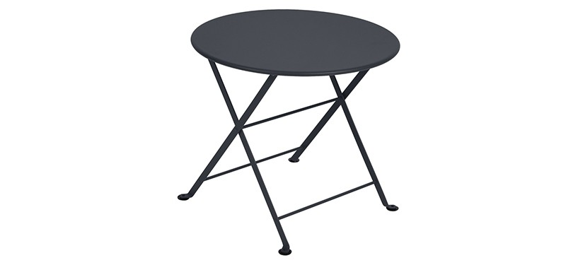 Fermob Tom Pouce Low Table · Ø 55 · Anthracite