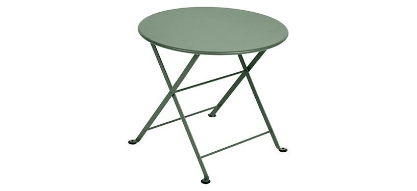 Fermob Tom Pouce Low Table · Ø 55 · Cactus