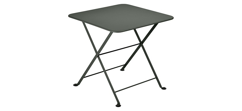 Fermob Tom Pouce Low Table · 50 x 50 · Rosemary