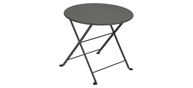 Fermob Tom Pouce Low Table · Ø 55 · Rosemary