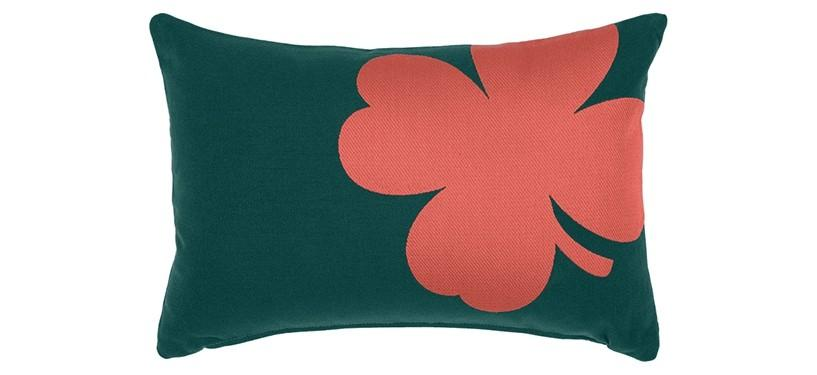 Fermob Tréfle Cushion 1 · Cedar Green