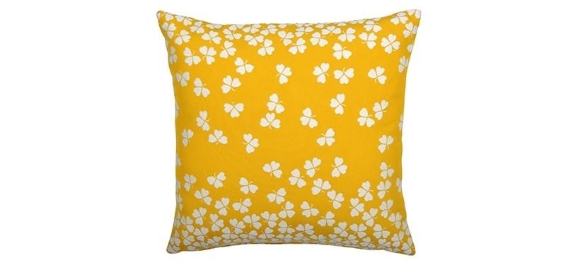 Fermob Tréfle Cushion 2 · Honey