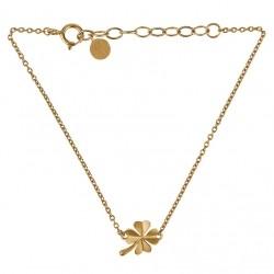 Pernille Corydon Clover Bracelet · Guld