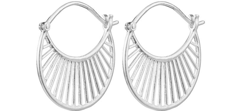 Pernille Corydon Daylight Earrings · Sølv